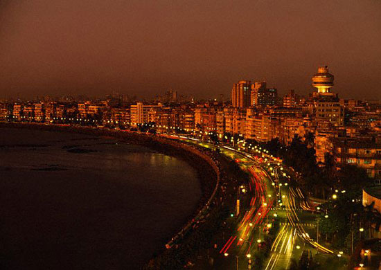 Bombay - The city that never sleeps!